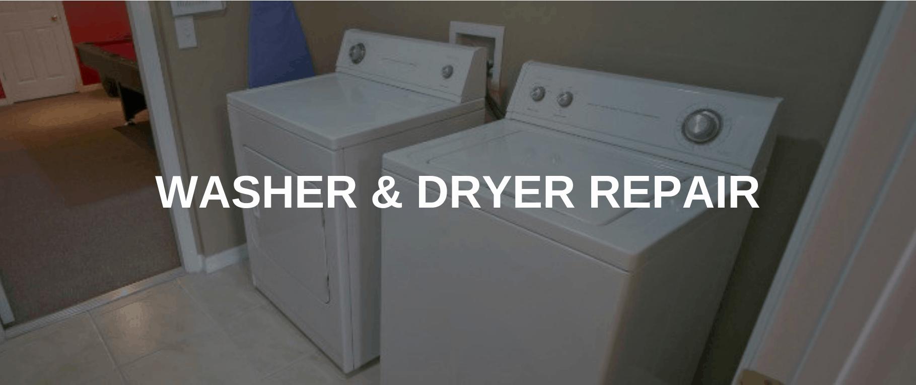 washing machine repair bowie